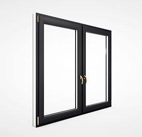 Okno PVC