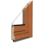 profil drzwi drewnianych